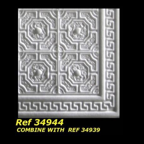 34944 COMBINE CON WAINSCOTING.34939