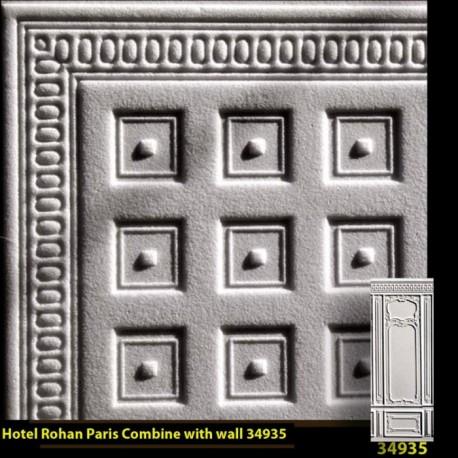 34945. HOTEL ROHAN PARIS. COMBINA CON ARTESONADO 34935
